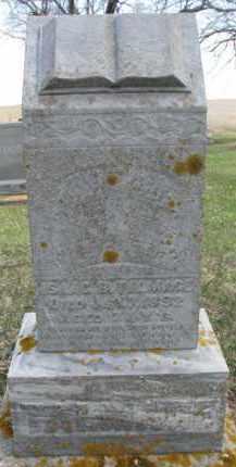 TALMAGE, ISAAC B. - Dixon County, Nebraska | ISAAC B. TALMAGE - Nebraska Gravestone Photos
