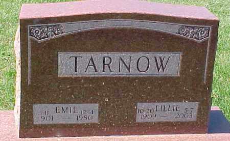 TARNOW, EMIL - Dixon County, Nebraska   EMIL TARNOW - Nebraska Gravestone Photos