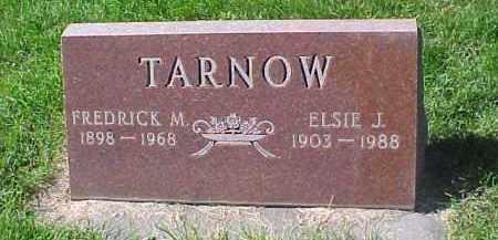 TARNOW, FREDRICK M. - Dixon County, Nebraska | FREDRICK M. TARNOW - Nebraska Gravestone Photos