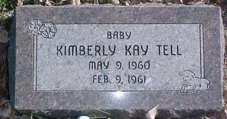 TELL, KIMBERLY KAY - Dixon County, Nebraska   KIMBERLY KAY TELL - Nebraska Gravestone Photos