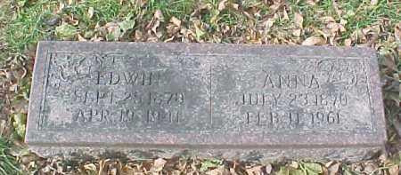 TEMPLE, EDWIN - Dixon County, Nebraska   EDWIN TEMPLE - Nebraska Gravestone Photos