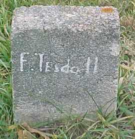 TESDALL, FLORENCE GUNHILD - Dixon County, Nebraska | FLORENCE GUNHILD TESDALL - Nebraska Gravestone Photos