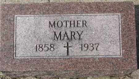 TOBIN, MARY - Dixon County, Nebraska | MARY TOBIN - Nebraska Gravestone Photos