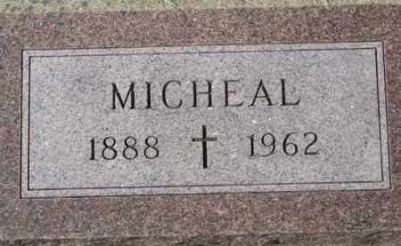 TOBIN, MICHEAL - Dixon County, Nebraska   MICHEAL TOBIN - Nebraska Gravestone Photos