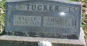 TUCKER, WALTER - Dixon County, Nebraska | WALTER TUCKER - Nebraska Gravestone Photos