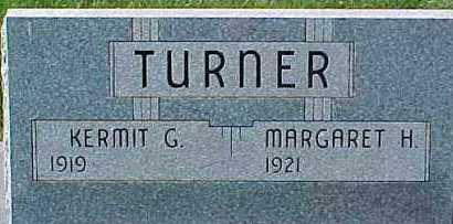 TURNER, KERMIT G. - Dixon County, Nebraska | KERMIT G. TURNER - Nebraska Gravestone Photos