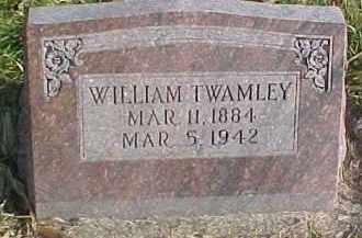 TWAMLEY, WILLIAM - Dixon County, Nebraska | WILLIAM TWAMLEY - Nebraska Gravestone Photos