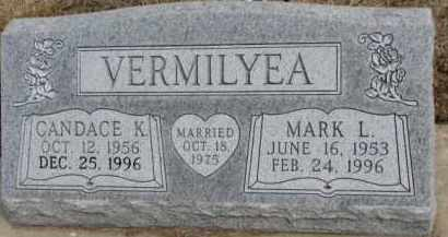 VERMILYEA, MARK L. - Dixon County, Nebraska | MARK L. VERMILYEA - Nebraska Gravestone Photos