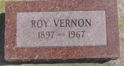 VERNON, ROY - Dixon County, Nebraska | ROY VERNON - Nebraska Gravestone Photos