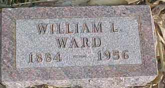 WARD, WILLIAM L. - Dixon County, Nebraska | WILLIAM L. WARD - Nebraska Gravestone Photos