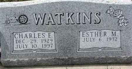 WATKINS, CHARLES - Dixon County, Nebraska | CHARLES WATKINS - Nebraska Gravestone Photos