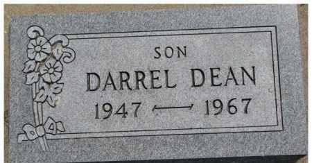 WENDTE, DARREL DEAN - Dixon County, Nebraska | DARREL DEAN WENDTE - Nebraska Gravestone Photos