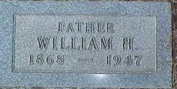 WHITE, WILLIAM H. - Dixon County, Nebraska | WILLIAM H. WHITE - Nebraska Gravestone Photos