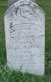 WHITFORD, BESSIE R. - Dixon County, Nebraska   BESSIE R. WHITFORD - Nebraska Gravestone Photos