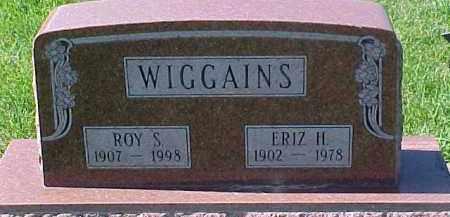 WIGGAINS, ROY S. - Dixon County, Nebraska   ROY S. WIGGAINS - Nebraska Gravestone Photos
