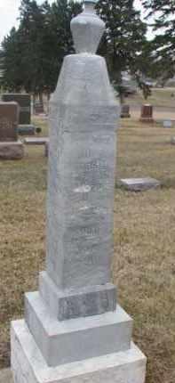 WIGLE, FRANK S. - Dixon County, Nebraska   FRANK S. WIGLE - Nebraska Gravestone Photos