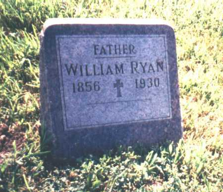 RYAN, WILLIAM - Dixon County, Nebraska | WILLIAM RYAN - Nebraska Gravestone Photos