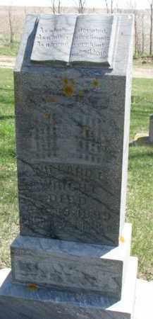 WRIGHT, WILLARD L. - Dixon County, Nebraska | WILLARD L. WRIGHT - Nebraska Gravestone Photos