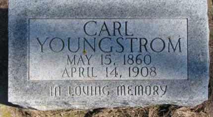 YOUNGSTROM, CARL - Dixon County, Nebraska | CARL YOUNGSTROM - Nebraska Gravestone Photos