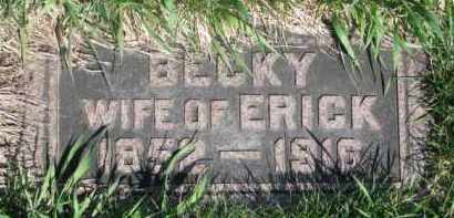 FROST, BECKY - Dodge County, Nebraska | BECKY FROST - Nebraska Gravestone Photos