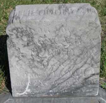 MURPHY, THEODORE J. - Dodge County, Nebraska | THEODORE J. MURPHY - Nebraska Gravestone Photos