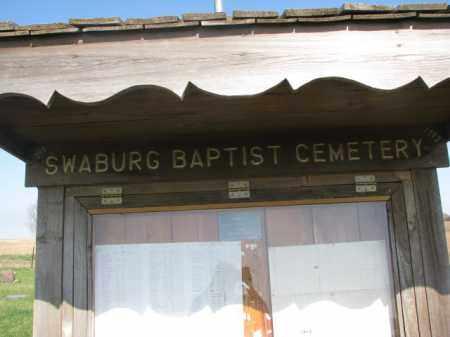 *SWABURG BAPTIST-UEHLING, OVERVIEW - Dodge County, Nebraska   OVERVIEW *SWABURG BAPTIST-UEHLING - Nebraska Gravestone Photos