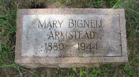 ARMSTEAD, MARY - Dodge County, Nebraska | MARY ARMSTEAD - Nebraska Gravestone Photos