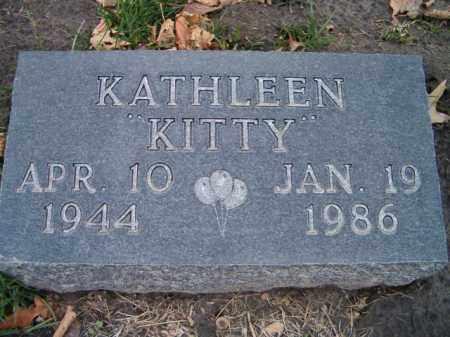 BANG, KATHLEEN - Dodge County, Nebraska | KATHLEEN BANG - Nebraska Gravestone Photos
