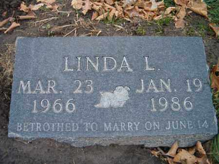 BANG, LINDA L - Dodge County, Nebraska | LINDA L BANG - Nebraska Gravestone Photos