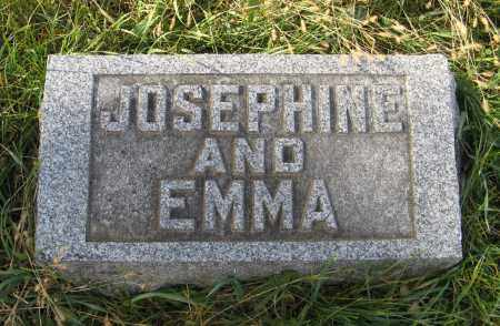 BARTOSH, EMMA - Dodge County, Nebraska | EMMA BARTOSH - Nebraska Gravestone Photos