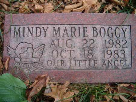 BOGGY, MINDY MARIE - Dodge County, Nebraska   MINDY MARIE BOGGY - Nebraska Gravestone Photos