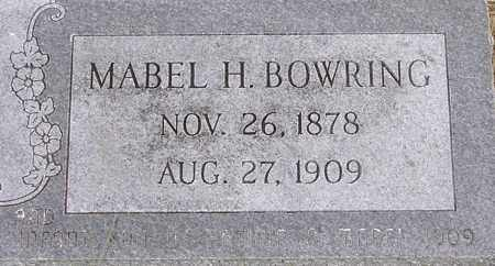 BOWRING, INFANT SON - Dodge County, Nebraska | INFANT SON BOWRING - Nebraska Gravestone Photos