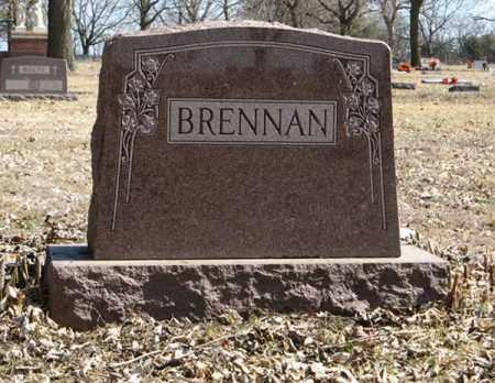 BRENNAN, FAMILY - Dodge County, Nebraska   FAMILY BRENNAN - Nebraska Gravestone Photos