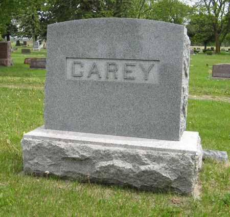 CAREY, (FAMILY MONUMENT) - Dodge County, Nebraska | (FAMILY MONUMENT) CAREY - Nebraska Gravestone Photos