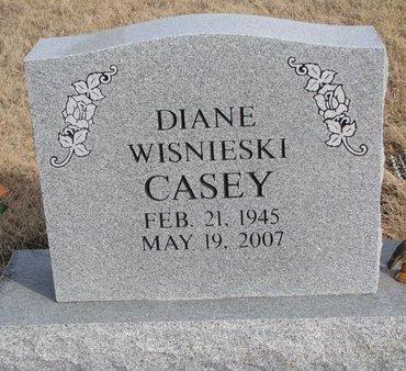 WISNIESKI CASEY, DIANE - Dodge County, Nebraska | DIANE WISNIESKI CASEY - Nebraska Gravestone Photos