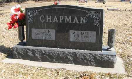 CHAPMAN, MICHAEL R. - Dodge County, Nebraska   MICHAEL R. CHAPMAN - Nebraska Gravestone Photos