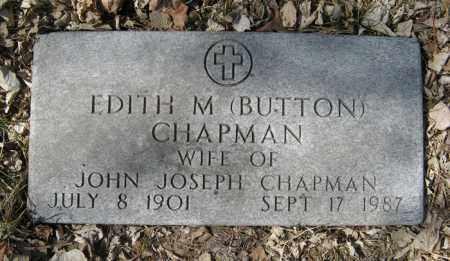 CHAPMAN, EDITH M. - Dodge County, Nebraska   EDITH M. CHAPMAN - Nebraska Gravestone Photos