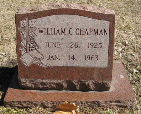 CHAPMAN, WILLIAM C. - Dodge County, Nebraska | WILLIAM C. CHAPMAN - Nebraska Gravestone Photos