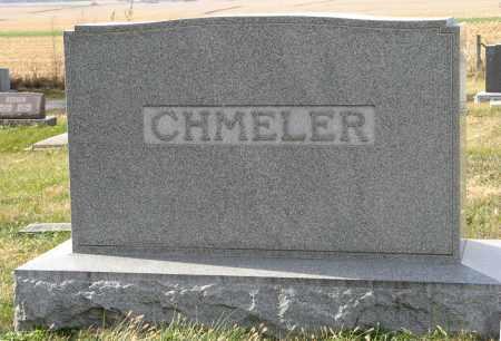 CHMELER, FAMILY - Dodge County, Nebraska | FAMILY CHMELER - Nebraska Gravestone Photos
