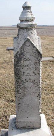 CHMELEROVY, JSKE - Dodge County, Nebraska | JSKE CHMELEROVY - Nebraska Gravestone Photos