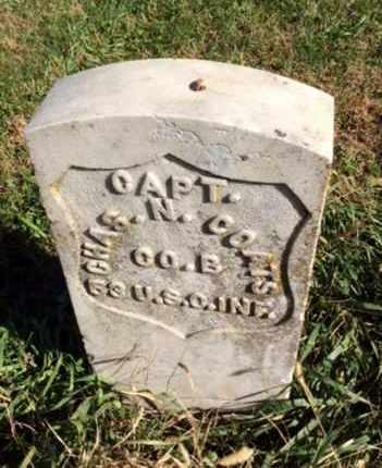 COATS, CHARLES - Dodge County, Nebraska   CHARLES COATS - Nebraska Gravestone Photos