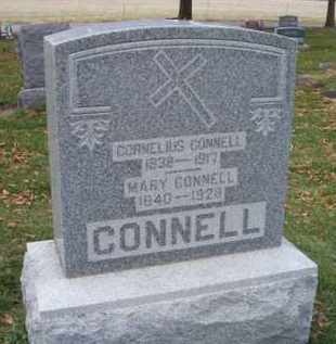 CONNELL, MARY - Dodge County, Nebraska | MARY CONNELL - Nebraska Gravestone Photos