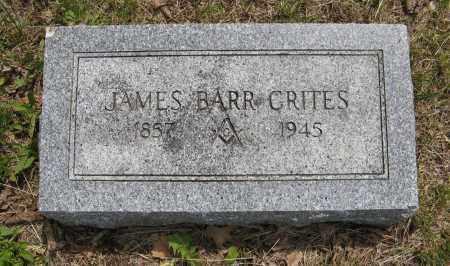 CRITIES, JAMES BARR - Dodge County, Nebraska | JAMES BARR CRITIES - Nebraska Gravestone Photos