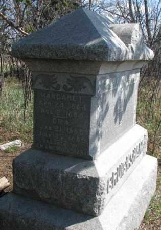 CRUICKSHANK, ORA - Dodge County, Nebraska | ORA CRUICKSHANK - Nebraska Gravestone Photos