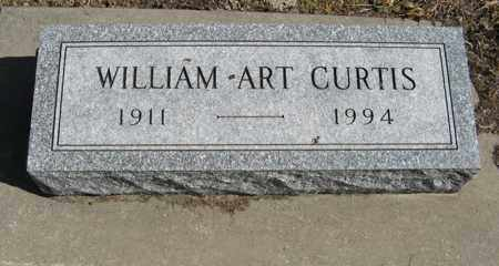 CURTIS, WILLIAM ART - Dodge County, Nebraska   WILLIAM ART CURTIS - Nebraska Gravestone Photos