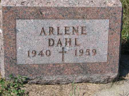 DAHL, ARLENE - Dodge County, Nebraska | ARLENE DAHL - Nebraska Gravestone Photos