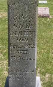 UEHLING DAUBERT, EVA E. - Dodge County, Nebraska | EVA E. UEHLING DAUBERT - Nebraska Gravestone Photos