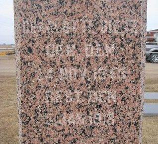 DIETZ, CHARLOTTE (CLOSE UP) - Dodge County, Nebraska | CHARLOTTE (CLOSE UP) DIETZ - Nebraska Gravestone Photos