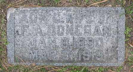 DONEGAN, ADA C. - Dodge County, Nebraska | ADA C. DONEGAN - Nebraska Gravestone Photos