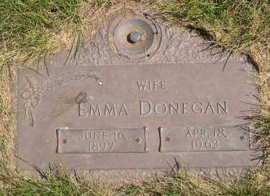 DONEGAN, EMMA - Dodge County, Nebraska | EMMA DONEGAN - Nebraska Gravestone Photos